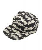 Supreme(シュプリーム)の古着「19SS SIGNATURE SCRIPT CAP」|ブラック