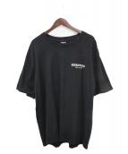 FOG ESSENTIALS(フィアオブゴッド エッセンシャル)の古着「Tシャツ」|ブラック