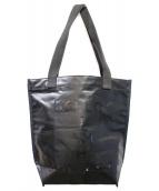 TAKAHIROMIYASHITA TheSoloIst.(タカヒロミヤシタ ザソロイスト)の古着「Grocerystore Bag」|ブラック