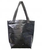 TAKAHIROMIYASHITA TheSoloIst.(タカヒロミヤシタザソロイスト)の古着「Grocerystore Bag」|ブラック