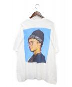 KUME.JP(クメ)の古着「Tシャツ」|ホワイト