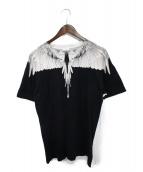 MARCELO BURLON(マルセロバーロン)の古着「Tシャツ」|ブラック