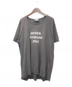 RHUDE(ルード)の古着「Tシャツ」|グレー