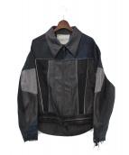 Denham(デンハム)の古着「デニムジャケット」|グレー
