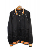 SELF MADE(セルフメイド)の古着「ジャケット」 ブラック