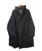 TEATORA(テアトラ)の古着「Wallet Coat Cargo UMBRELLA」|ブラック