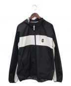 COACH(コーチ)の古着「PACKABLE LIGHTWEIGHT JACKET」|ブラック×グレー