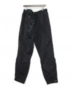 A-COLD-WALL*(ア コールドウォール)の古着「ナイロンパンツ」 ブラック