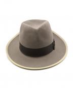 STETSON(ステットソン)の古着「WHIPPET REPRO MODEL HAT」|グレー