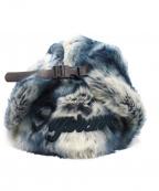 SUPREME(シュプリーム)の古着「Faux Fur Trooper」 グレー