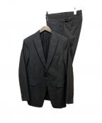 DIESEL Black Gold(ディーゼル ブラック ゴールド)の古着「セットアップスーツ」|ブラック