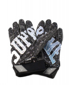 SUPREME(シュプリーム)の古着「Vapor Jet 4.0 Football Gloves」|ブラック
