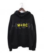 M+RC NOIR(マルシェノア)の古着「パーカー」|ブラック