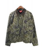 ()の古着「18AW Field Jacket」|カーキ