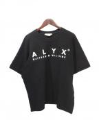 ALYX(アリクス)の古着「サーマルTシャツ」 ブラック