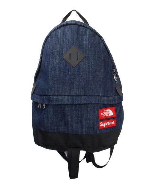 SUPREME(シュプリーム)SUPREME (シュプリーム) 15SS denim daypack インディゴ サイズ:-の古着・服飾アイテム