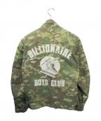 BILLIONAIRE BOYS CLUB()の古着「ジャケット」 カーキ