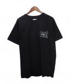 M+RC NOIR(マルシェノア)の古着「Tシャツ」|ブラック