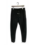 ()の古着「フリースパンツ」|ブラック