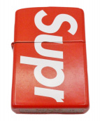SUPREME(シュプリーム)の古着「Logo Zippo」