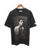 ()の古着「BEZ T-SHIRT」|ブラック