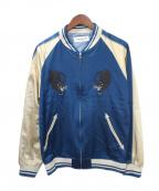 RUDE GALLERY(ルードギャラリー)の古着「スカジャン」 ブルー