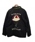 東洋エンタープライズ()の古着「リバーシブルベトナムジャケット」