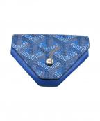 GOYARD()の古着「コインケース」|ブルー