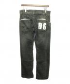DOLCE & GABBANA()の古着「05SSデニムパンツ」 グレー