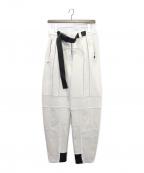 AMBUSH(アンブッシュ)の古着「NRG CA PANT」 ホワイト