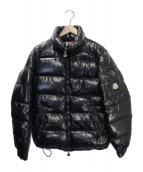 MONCLER(モンクレール)の古着「MAYAダウンジャケット」|ブラック