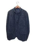 The Stylist Japan(ザスタイリストジャパン)の古着「パイルジャケット」|ネイビー