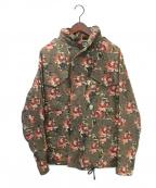 PHENOMENON()の古着「M65ローズソルジャージャケット」|カーキ