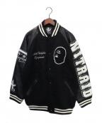 NITRAID(ナイトレイド)の古着「スタジャン」 ブラック