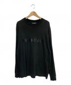 FOG ESSENTIALS(フィアオブゴッド エッセンシャル)の古着「長袖Tシャツ」|ブラック