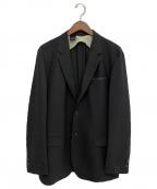 N.HOOLYWOOD Compile Line()の古着「3Bセットアップスーツ」|ブラック