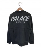 PALACE(パレス)の古着「LON DONS CREW」|ブラック