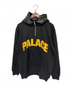 PALACE(パレス)の古着「PUFFER HOOD」|ブラック