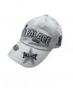 PALACE(パレス)の古着「MULTIPACK 6-PANEL」|ホワイト