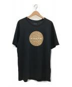 ()の古着「シグネチャーTシャツ」|ブラック