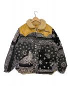 ()の古着「Christy Jacket」 ブラック