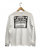 WASTED YOUTH(ウェイステッド ユース)の古着「長袖Tシャツ」|ホワイト