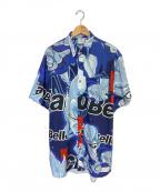 VETEMENTS()の古着「シャツ」|ブルー