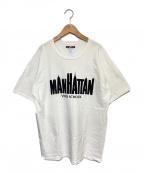 is-ness(イズネス)の古着「Tシャツ」|ホワイト
