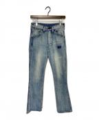Needles(ニードルス)の古着「21SS デニムパンツ」|インディゴ