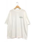 ()の古着「ロゴTシャツ」|ホワイト