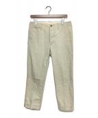 ()の古着「HIGH-WATER CHINO PANT」|ベージュ