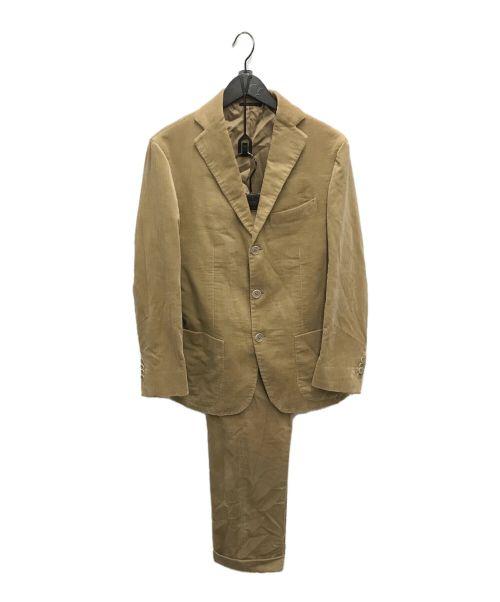 DEPETRILLO(デペトリロ)DEPETRILLO (デペトリロ) セットアップスーツ ベージュ サイズ:46の古着・服飾アイテム