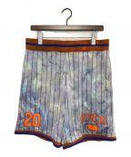 SUPREME()の古着「Dyed Basketball Short」|マルチカラー