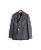 KRIS VAN ASSCHE(クリス ヴァン アッシュ)の古着「コート」 グレー